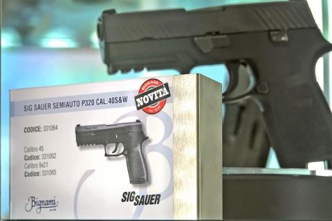 Bignami: arriva la SIG Sauer P320