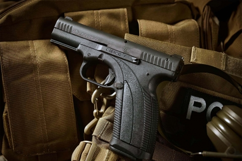 Caracal upgraded Model F replacement pistols are available