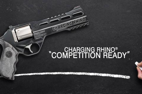 Disponibili in Italia i nuovi revolver Rhino!