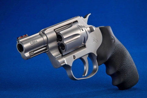 Colt announces the new Cobra double-action revolver