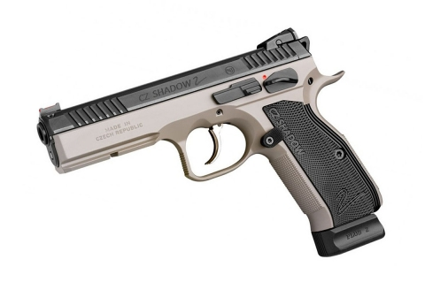 Arriva in Italia la CZ Shadow 2