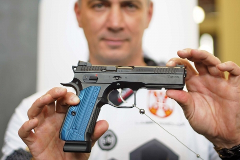 Ljubiša Momčilović, CZ Official Team shooter
