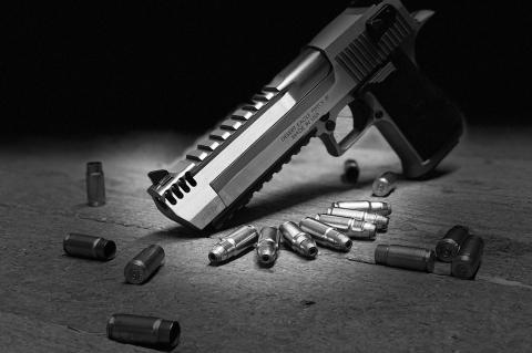 The new 429 Desert Eagle cartridge
