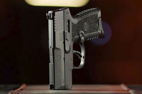 FN America introduces the FN 503 concealed carry pistol