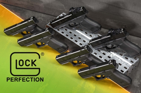 Glock introduces the G43X MOS and G48 MOS optics ready pistols