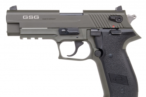 American Tactical Imports announces the return of the SIG Sauer Mosquito on the U.S. market, as the GSG Firefly