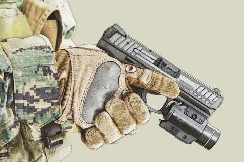 Heckler & Koch presenta la pistola VP9-B