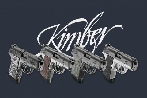 New Kimber EVO SP striker pistols