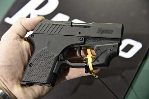 Remington RM380 semiautomatic pocket pistol