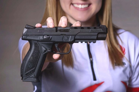 Ruger American Pistol Competition, the entry level handgun for Production shooting