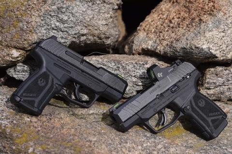Le pistole MAX-9 e MAX-9 Pro di Ruger sono pensate per competere con concorrenti d'eccezione quali le pistole SIG Sauer P365, Springfield Armory Hellcat e Smith & Wesson serie Shield