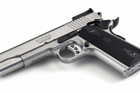 Ruger introduces the 10mm SR1911 pistol