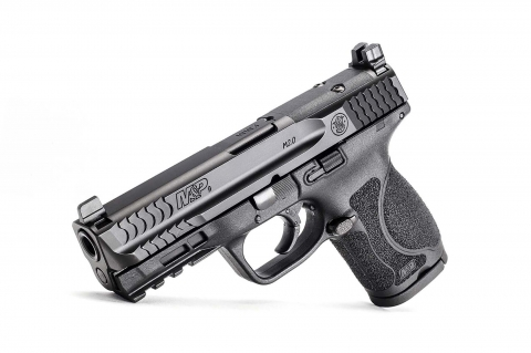 Smith & Wesson M&P9 M2.0 Compact Optics Ready, la nuova pistola da difesa