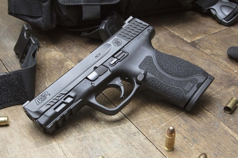 Smith & Wesson New M&P M2.0 Compact pistol