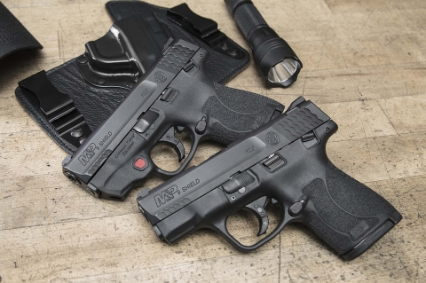 Smith & Wesson announces the M&P Shield M2.0 pistol series