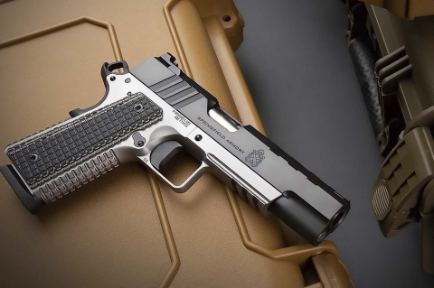 Springfield Armory introduces the Emissary 1911 .45 ACP pistol