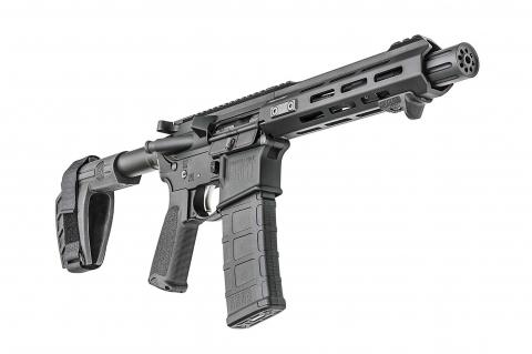Springfield Armory SAINT AR-15 Pistol: l'AR si fa cortissimo!