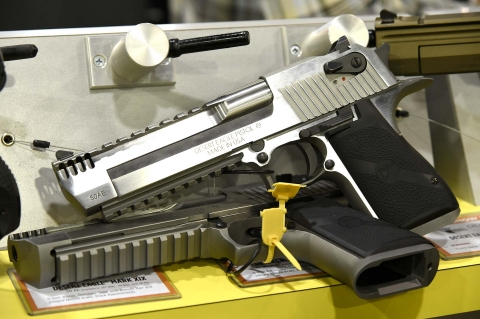 Magnum Research new Desert Eagles in All Stainless Steel