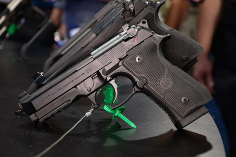 Beretta 92X Full Size, 92X Centurion and 92X Compact pistols: the M9, evolved