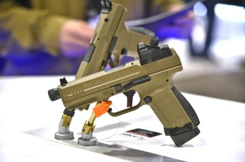 Canik TP9 Elite Combat pistol