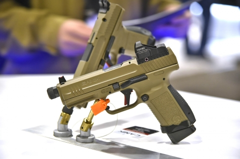Pistola Canik TP9 Elite Combat