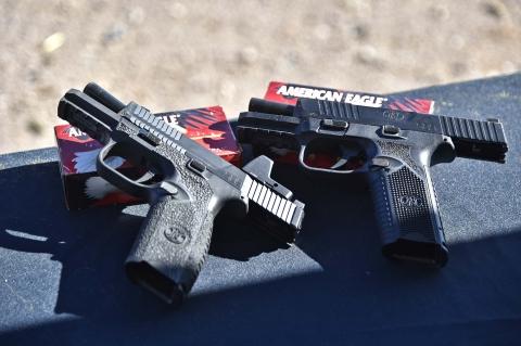 FN 509 pistol