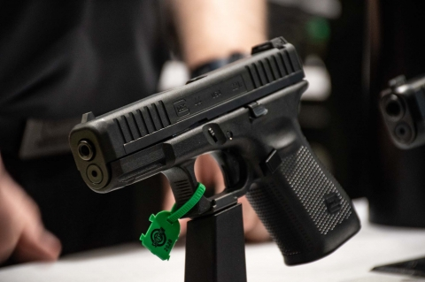 VIDEO: Glock G44: la pistola in calibro.22 Long Rifle