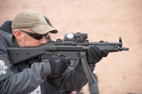 Heckler & Koch SP5: ritorna la MP5, in versione pistola