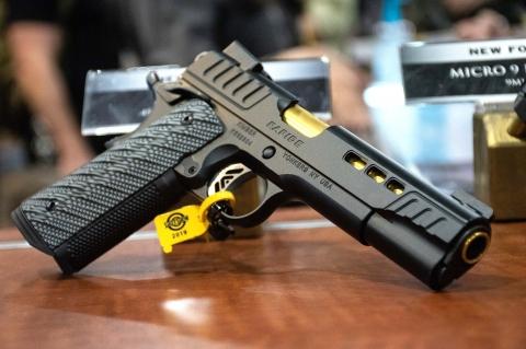 Kimber Rapide pistol