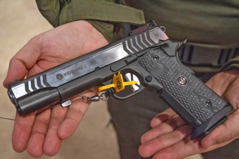 Ruger SR1911 Competition Pistol