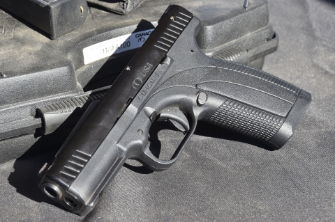 Caracal Enhanced F 9mm pistol