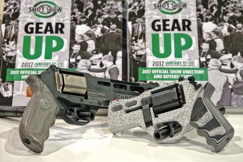 Chiappa Firearms' new Rhino revolver models
