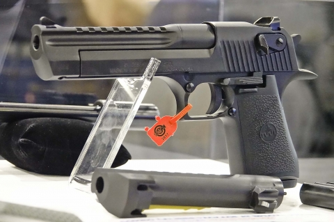 Magnum Research Desert Eagle Combo Caliber Package