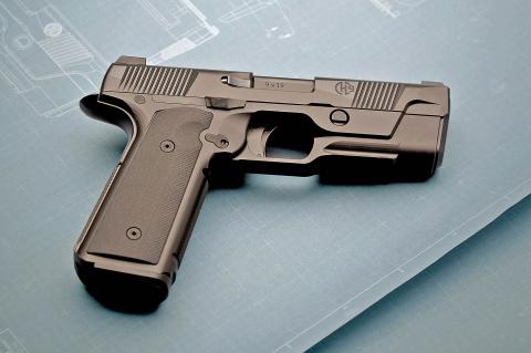 Hudson Manufacturing's new H9 pistol