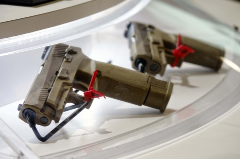 SIG Sauer XM17 Service Pistol, U.S. Army's new handgun