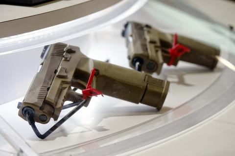 SIG Sauer XM17 MHS, the U.S. Army's new handgun
