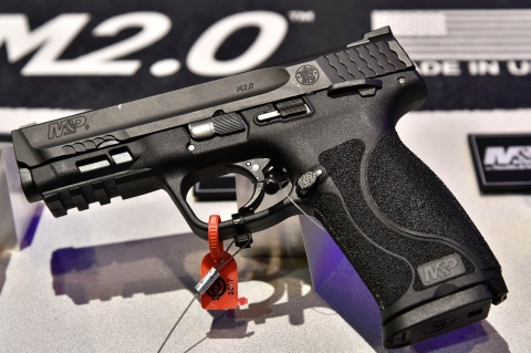Smith & Wesson introduced the second generation of the M&P striker-fired pistols at the SHOT Show 2017!