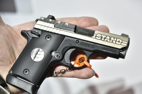 SIG Sauer P938 STAND
