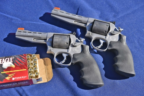 Smith & Wesson Performance Center 686 e 686 Plus