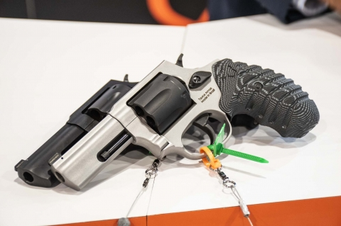 Taurus Defender 856 and Taurus 942 double-action revolvers