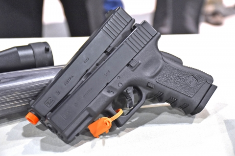 Umarex: le Glock softair e ad aria compressa