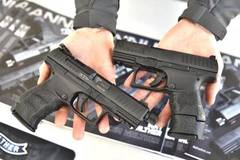 Walther PPQ M2 Q4 and PPQ M2 Q4 TAC