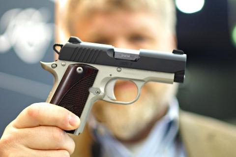 Kimber Micro 9 pistol