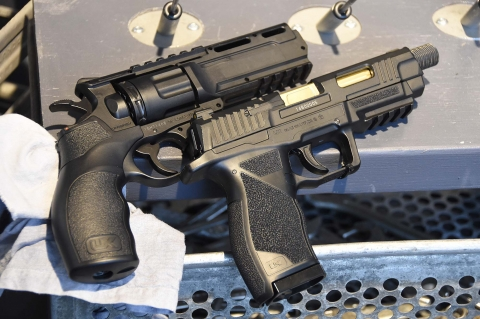 New from Umarex: the UX Tornado revolver and the SA10 Pistol 1