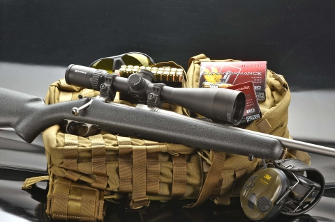 Barrett Fieldcraft: a high-tech, ultra-light hunting rifle