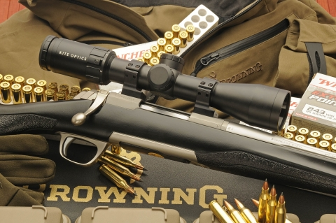 Browning X-Bolt SF Adjustable Threaded: la caccia High-Tech