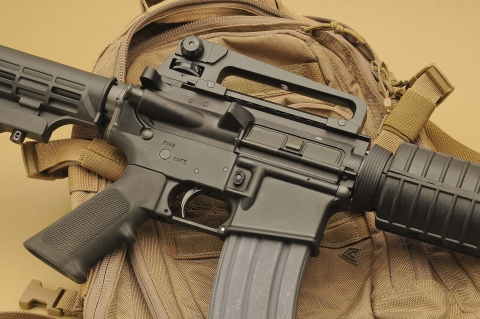 VIDEO: Colt Defense M4