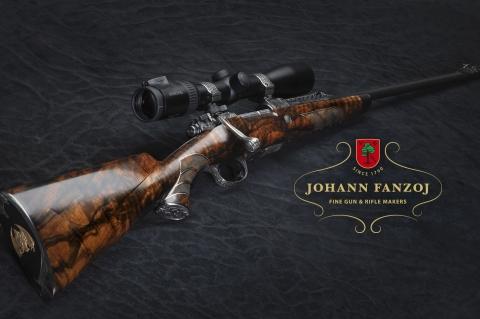Johann Fanzoj DRACON rifle: not just a hunting gun…
