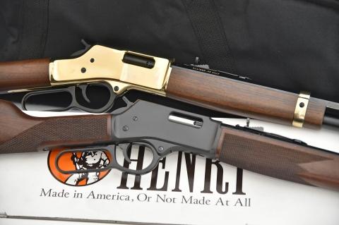 Henry Big Boy lever-action rifle