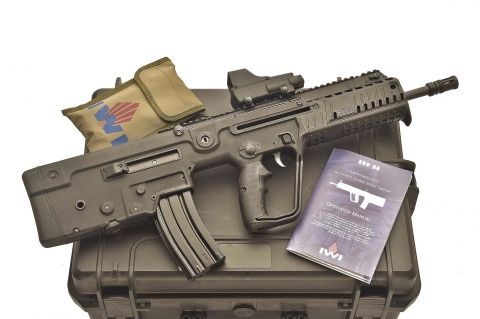 "IWI Tavor X95, the ""civilized"" warrior (field evaluations)"